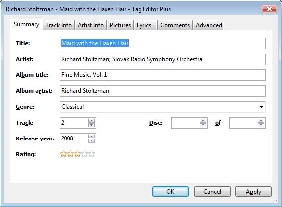 Windows Media Player Plus! 2.10 full